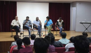 discussion on screenplay